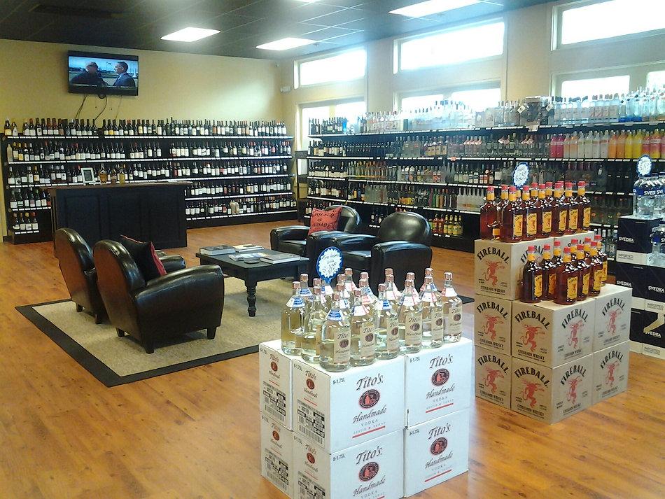 charleston liquor store
