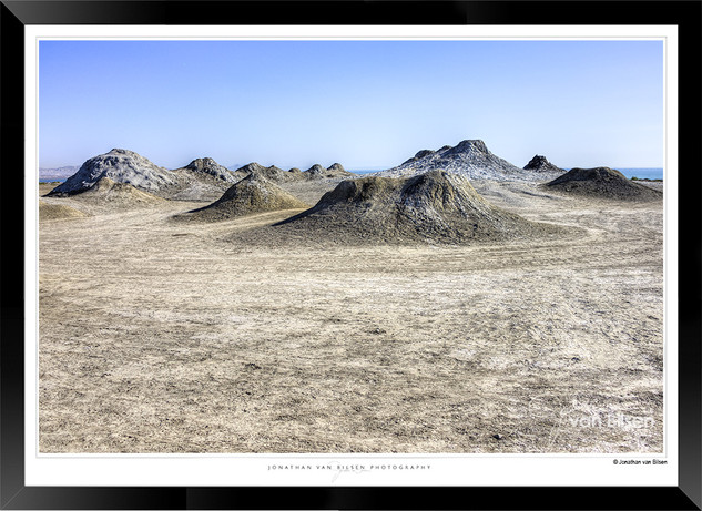 Mud Volcanoes of Azerbaijan - IOAZ-009.j
