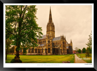 Images of Salisbury Cathedral - 001 - Jo