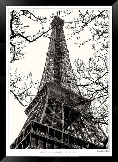 Images of the Eiffel Tower - 004 - ©Jona