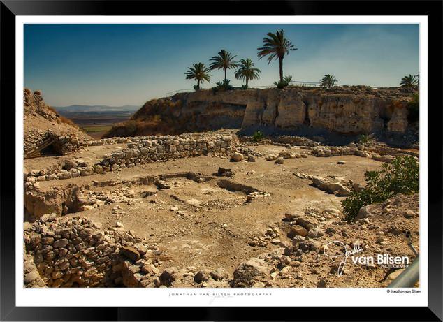 Images of Tel Megiddo - 005 - © Jonathan
