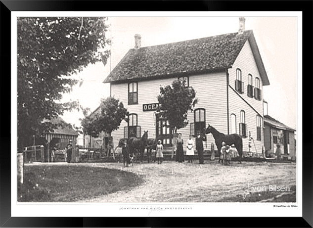 Historic Port Perry - Seagrave - south s