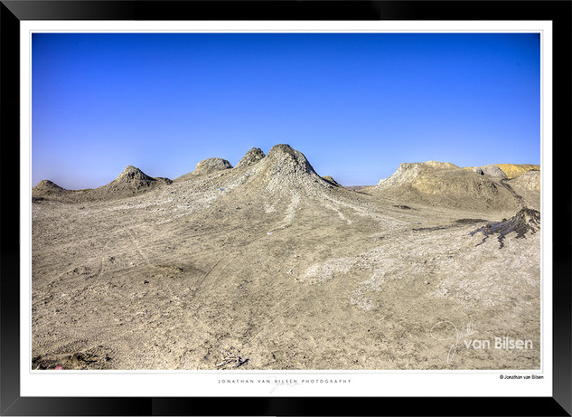 Mud Volcanoes of Azerbaijan - IOAZ-013.j
