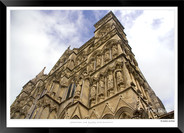 Images of Salisbury Cathedral - 005 - Jo