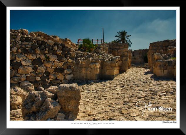 Images of Tel Megiddo - 003 - © Jonathan