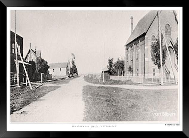 Historic Port Perry - Greenbank - Cragg