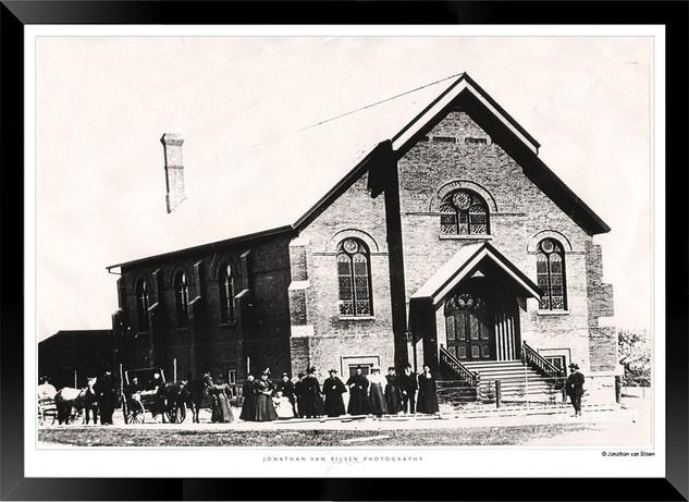 Historic Port Perry - Greenbank - Method