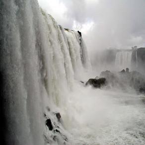 Majestic Iguacu Falls