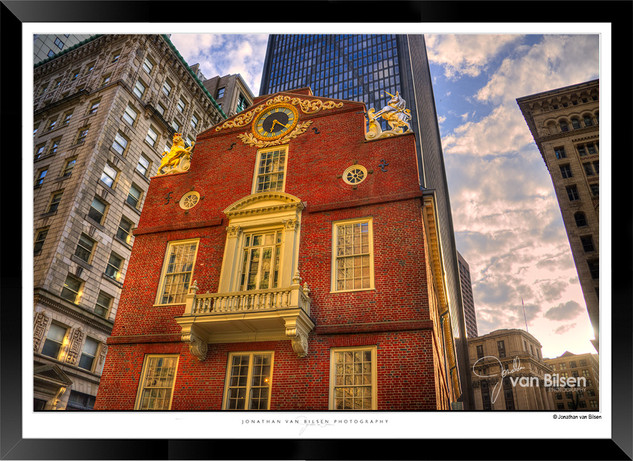 Images of Boston - Jonathan van Bilsen -