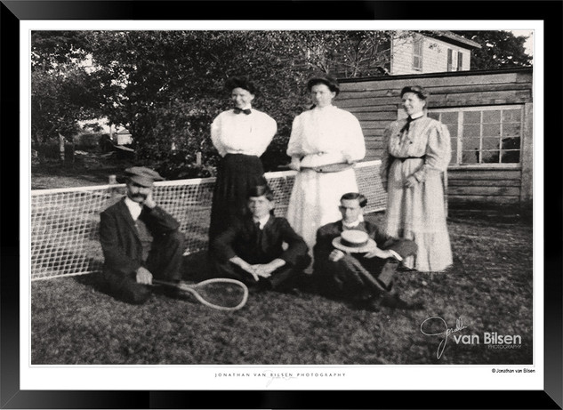 Historic Port Perry - Tennis in Prince A