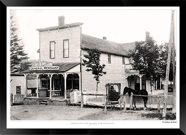 Historic Port Perry - Cadmus - The Cadmu