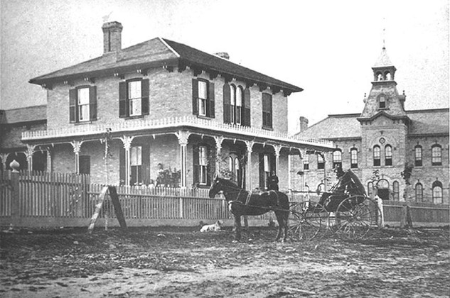 Images of Historic Port Perry - Currie H