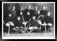 HPP-005 - 1906 Port Perry hockey, Cawker