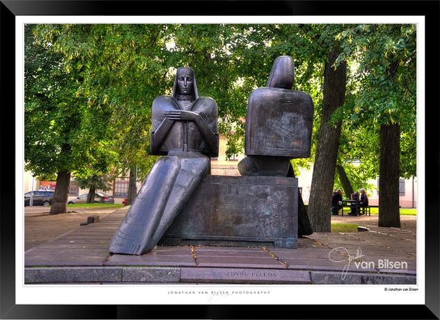 Images of Vilnius - Jonathan van Bilsen