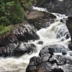 Waterfalls in Our Own Backyard