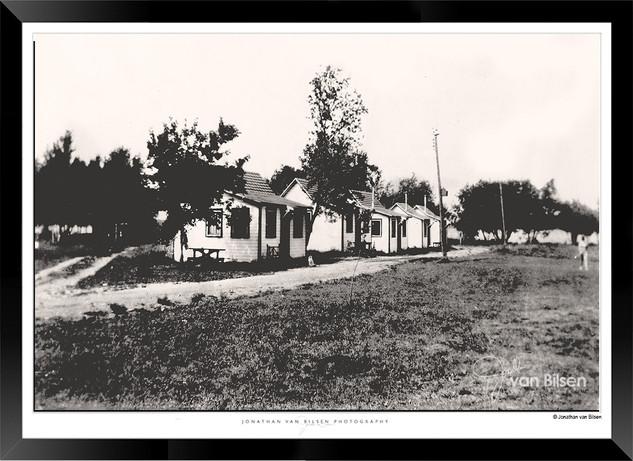 Historic Port Perry - birdseye centre ca