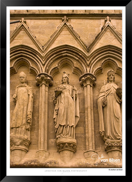 Images of Salisbury Cathedral - 002 - Jo
