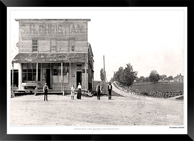 Historic Port Perry - Manchester - S.H.