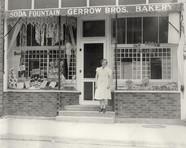 Gerrow Bakery - 204 Queen St - Edna Gerr