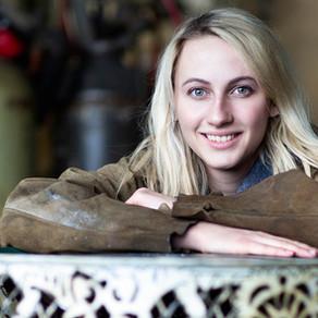 Jasmine Rutschmann: Metalcrafter
