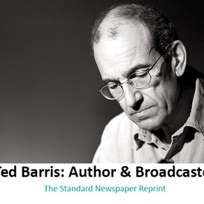 Ted Barris: He does it all