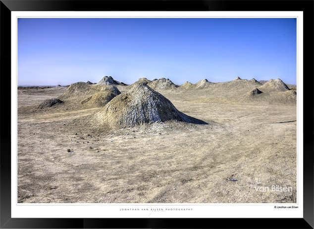 Mud Volcanoes of Azerbaijan - IOAZ-017.j