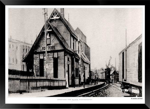 Historic Port Perry - Grand Trunk Railwa