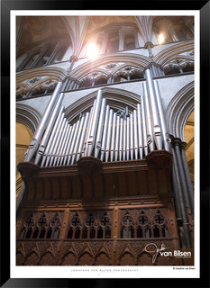 Images of Salisbury Cathedral - 007 - Jo