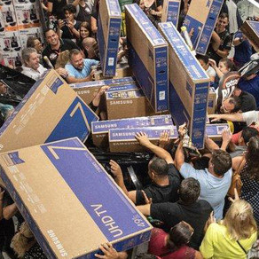Why is Black Friday Black?