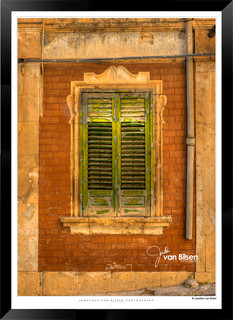 Shuttered Window - IOMA-001 - Jonathan v