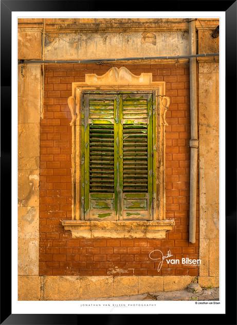 Shuttered Window - IOMA-001 - Jonathan v