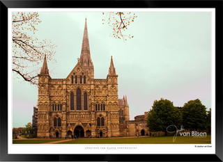 Images of Salisbury Cathedral - 003 - Jo