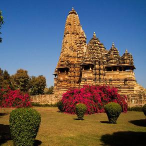 India, The Temples At Khajuraho