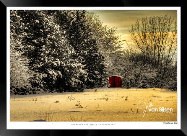 Winter Cabin - Jonathan van Bilsen.jpg