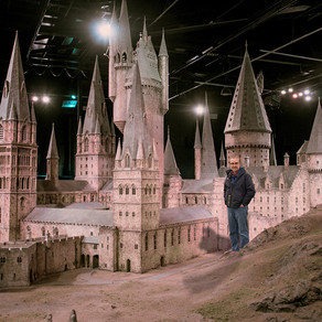 A Visit With Harry Potter