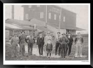 Historic Port Perry - Grain Elevator - w