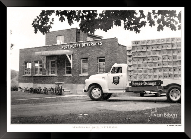 Historical Port Perry - Port Perry Bever