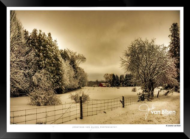 Jonathan van Bilsen - Winter in Port Per