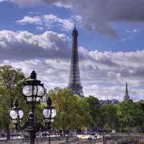 The Loveliness of Paris