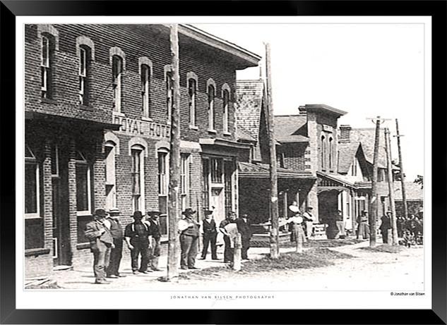 Historic Port Perry - Blackstock - Royal