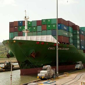 Panama, Splitting The Continents
