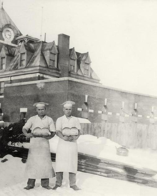 Gerrow Bakery - 204 Queen Street - Grant
