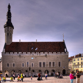 A Visit to Tallin is a step back in time