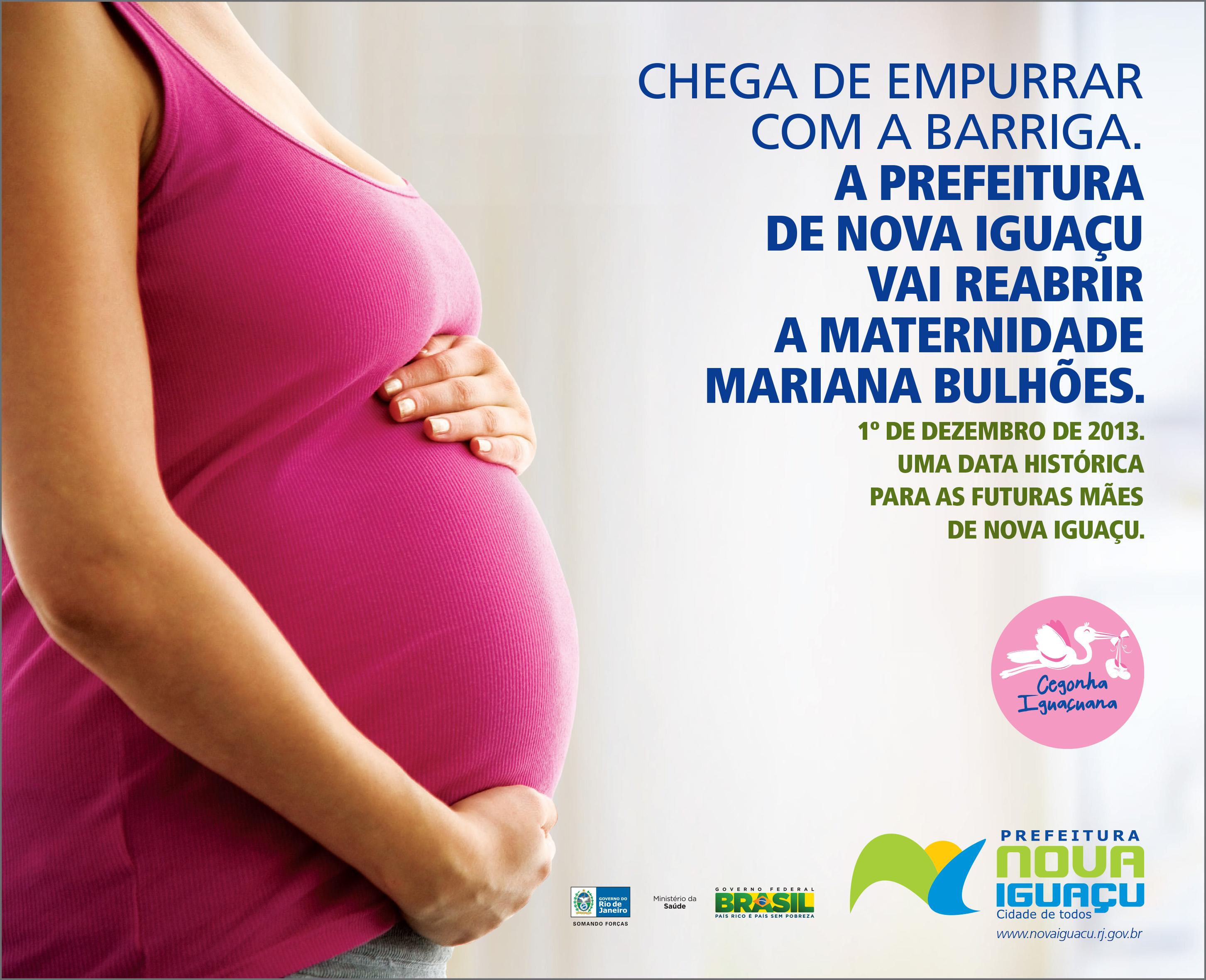 Prefeitura Nova Iguaçu - Maternidade