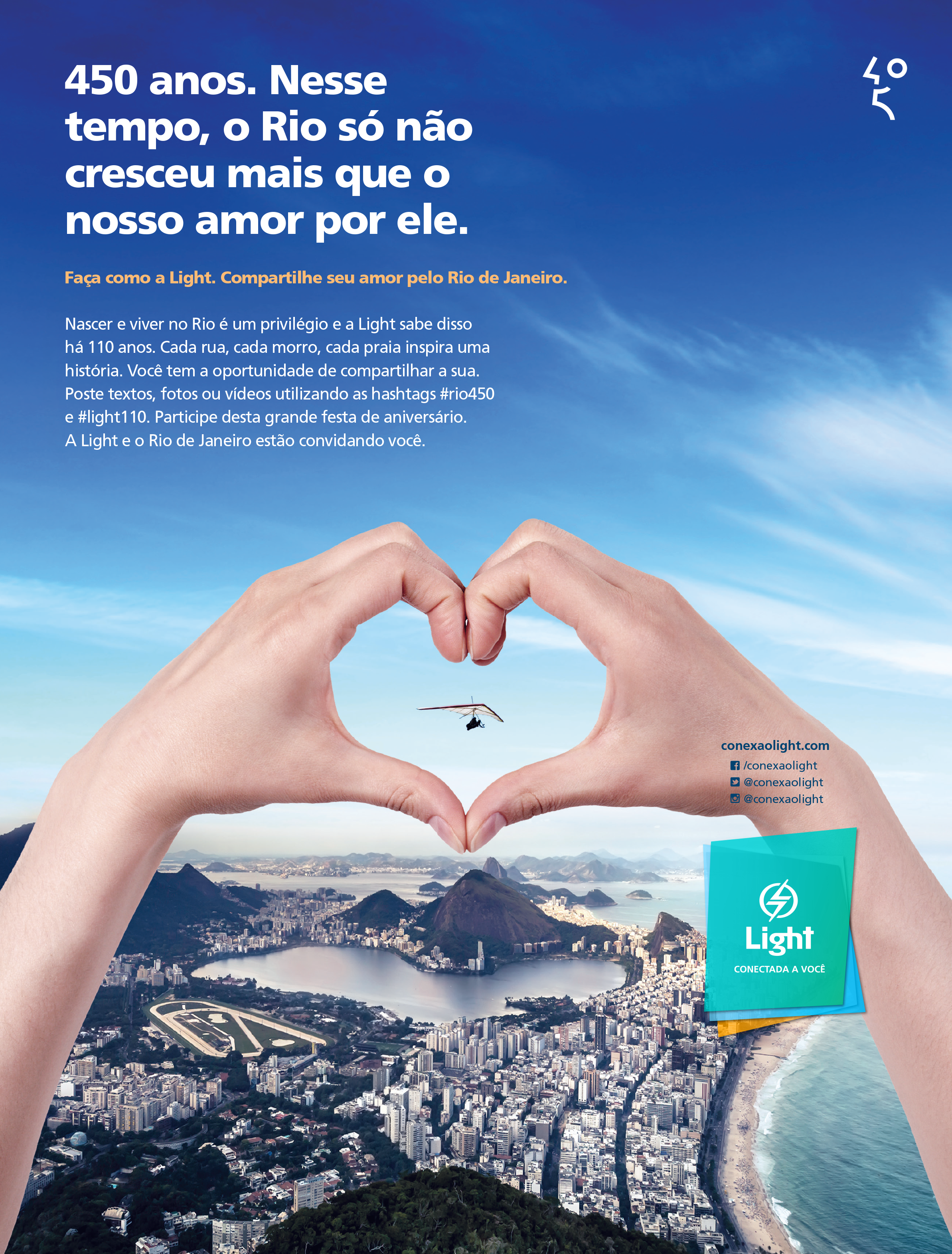 Light - Rio 450 Anos