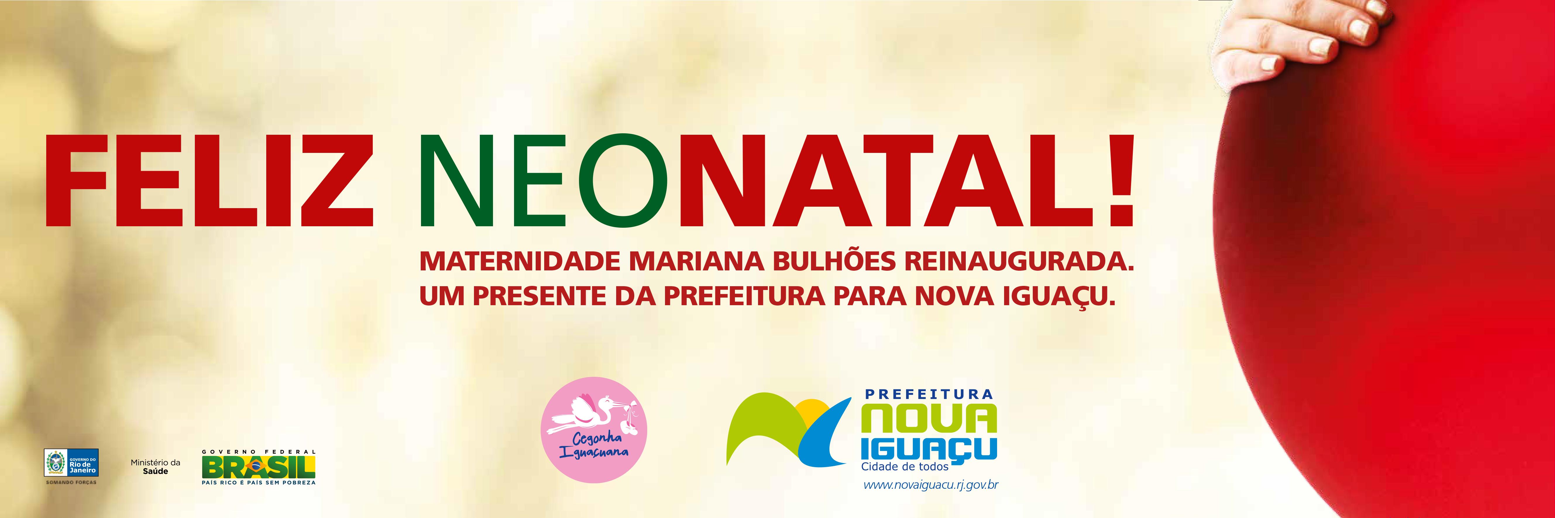 Prefeitura de Nova Iguaçu - NeoNatal