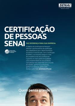SENAI - Certificação para Empresas
