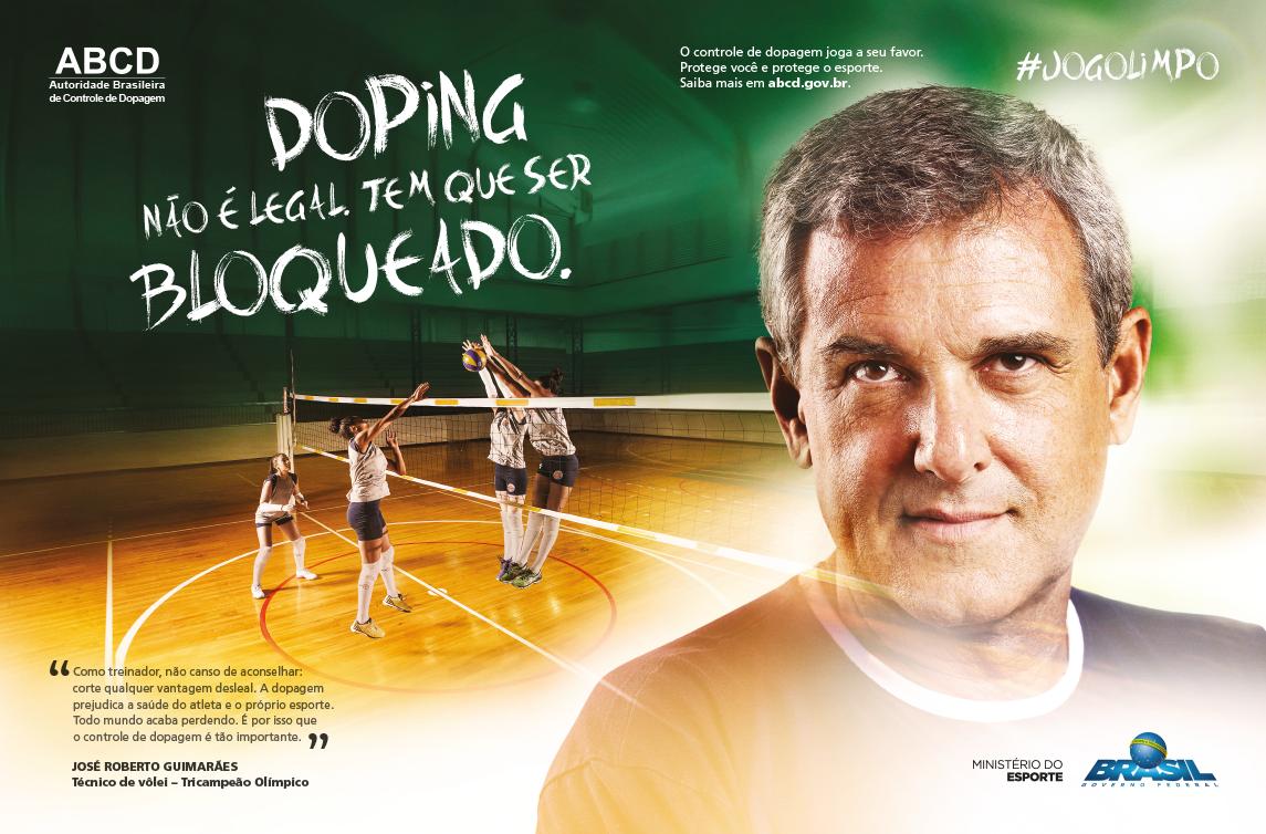 Ministério do Esporte - Jogo Limpo