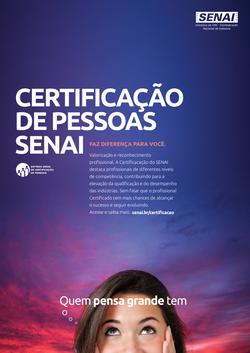 SENAI - Certificação para Você