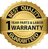 1 year parts and labor warranty.png